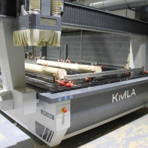 CNC machine Kimla bespoke machining for timber
