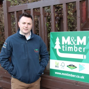 Fraser Hall Managing Director M&M Timber