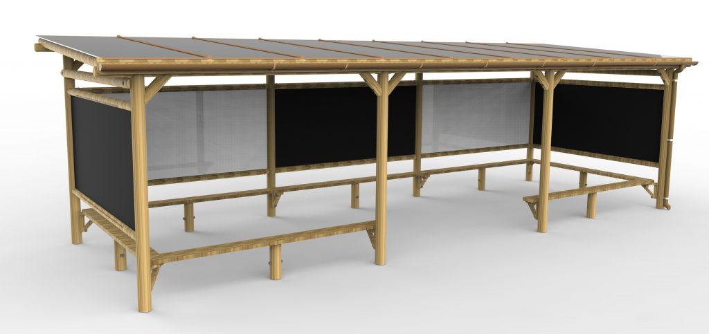 M&M Timber Outdoor Modular Pergola